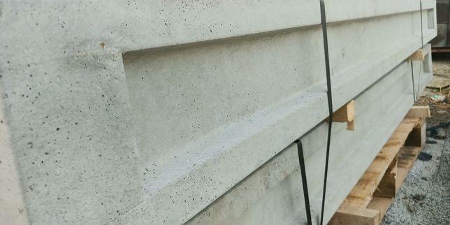 Podmurówka prefabrykowana betonowa H 20cm