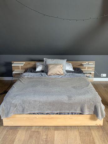Łóżko Mandal 160x200 + materac Memory Foam