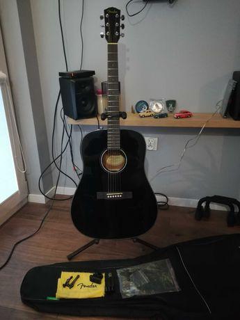 Gitara akustyczna Fender CD-60 V3 Black
