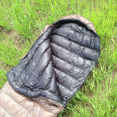 Спальный мешок пух пуховый 500г. Yeti Passion 3 ультра лайт
