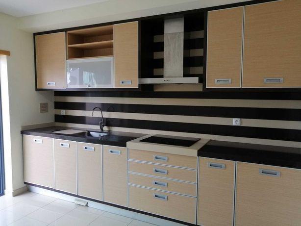 Armários cozinha + electrodomésticos