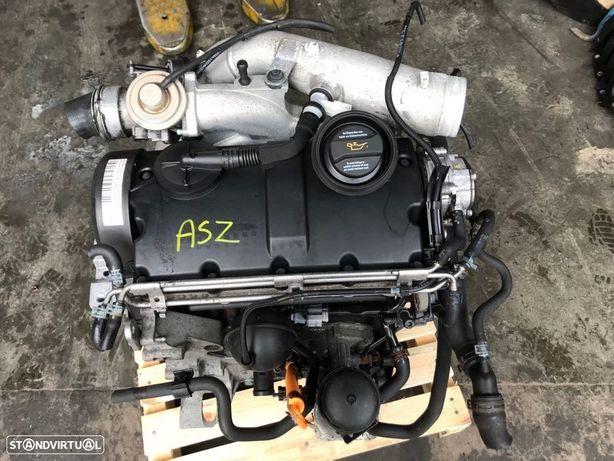 Motor 1.9tdi 130cv ASZ
