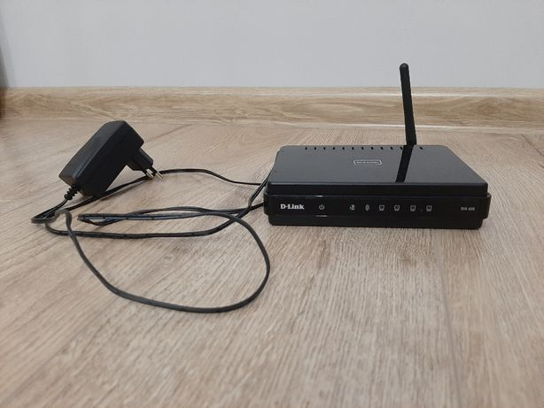 Router bezprzewodowy D-Link DIR-600