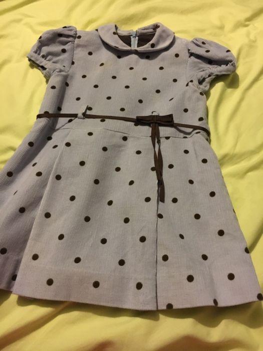 Vestido 3 anos Torres Novas (São Pedro), Lapas E Ribeira Branca - imagem 1
