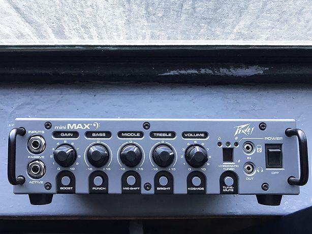 Басовый усилитель голова Peavey MiniMAX 600W