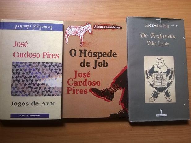 Jogos de Azar (e outros) - José Cardoso Pires