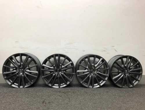 Оригинальные литые диски R17, Mazda