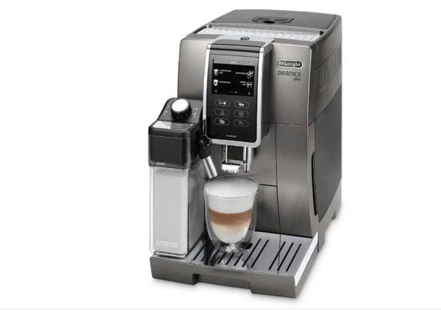 Кофемашина автоматическая Delonghi Dinamica Plus ECAM 370.95.T