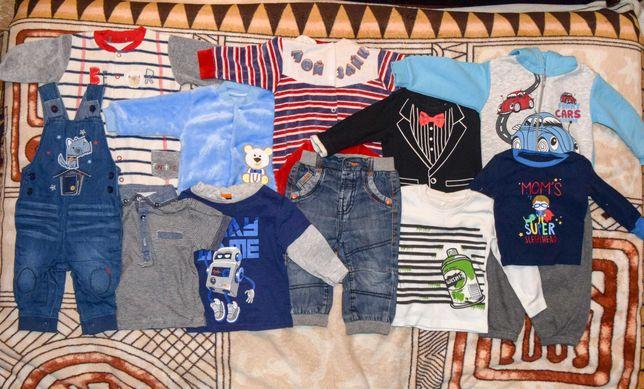 Пакет вещей одежды Пакет речей одягу 0-12 мес