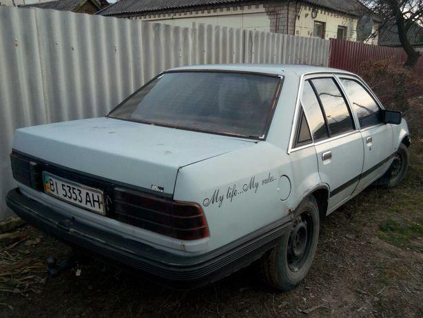 Opel  Rekord  2.2 injection