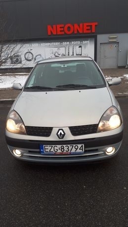 Renault Clio II 1.2 benzyna
