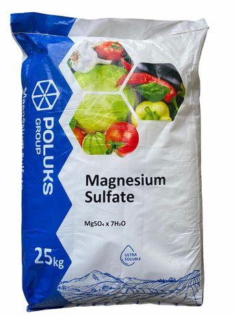 Сульфат магния сернокислый магний магній сірчанокислий магнезия