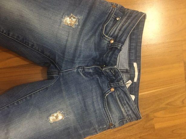 Продаются джинсы для девочки LIU JO