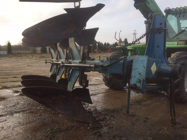 pług OVERUM hydraulika