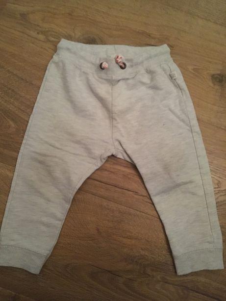 Spodnie dresowe Zara 86