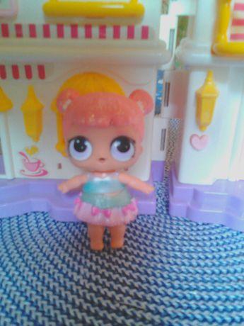 Редкая глитерная куколка лол, оригинал