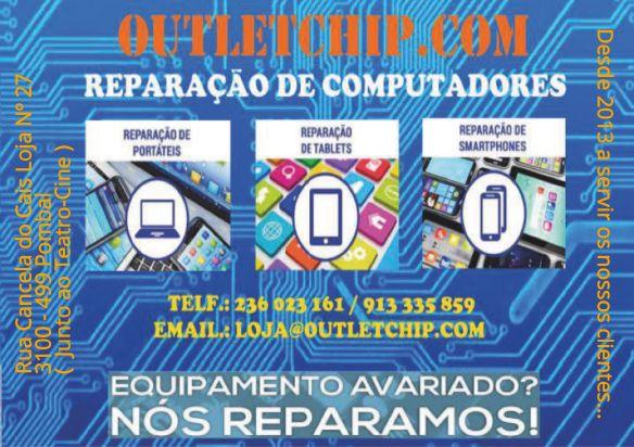 Reparação informática, smartphones e tablets