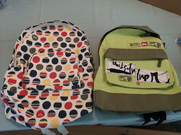 Vendo mochila escolar roxi novas