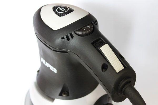 Lixadora roto-orbital RUPES ER155-153TES Electrica