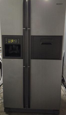 Entrega garantia frigorífico americano Samsung inox