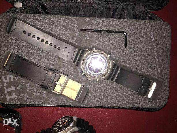 Relógio Tactical 5.11 professional (Tiro desportivo)