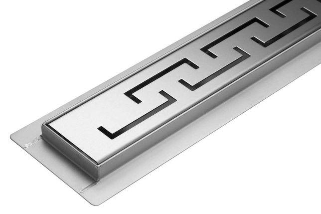 Линейный трап OLIMP (сухой затвор) Fala 75421 60/70/80/90 см
