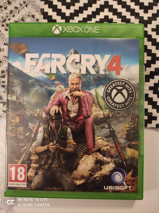 Xbox one Far Cry 4 Koszalin - image 1
