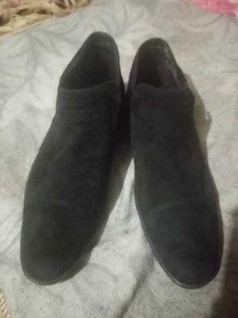Мужские ботинки LUCA GUERRINI™(ЛУКА ГУЕРИНИ) (Италия) , б/у