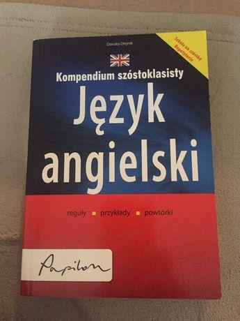 Język amgielski kompendium