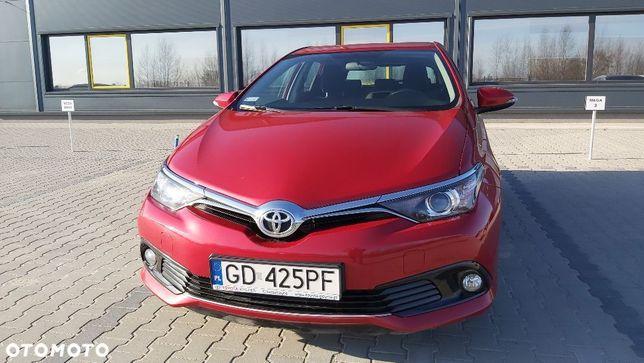 Toyota Auris Bezpośrednio 1.6 Premium, F VAT 23%, Serwisowany w ASO, 2 kompl. opon
