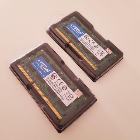 Crucial Memória Ram 16GB (2×8GB) DDR3-1333 NOVAS