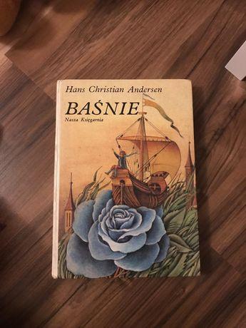 Książka Baśnie Hansa Christiana Andersena dla dzieci