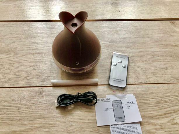 Зволожувач нічник Mini Atomization Humidifier, Увлажнитель, ночник