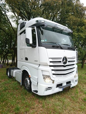 Mercedes Actros MP4  Euro5 2013/12