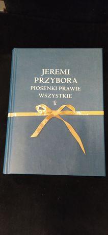 Książka: Piosenki prawie wszystkie, autor Jeremi Przybora