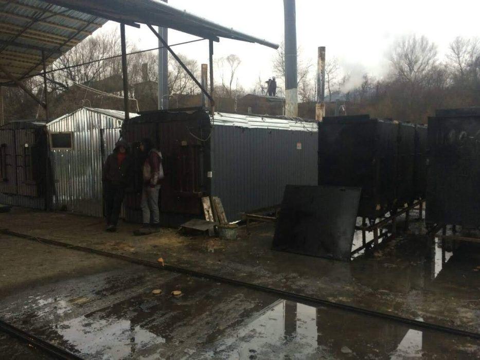 Продається підприємство з виготовлення деревного вугілля