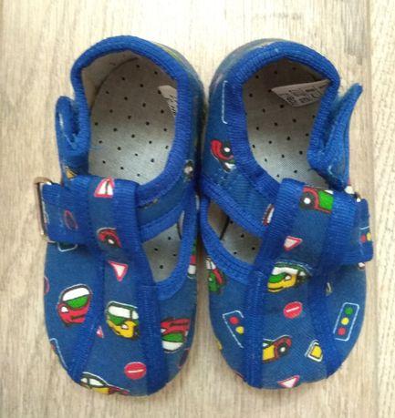 Детские сандалии, сандалики, мокасины, тапочки Берегиня для мальчика