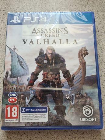 PS4 Assassin's Creed Valhalla (nówka w folii)