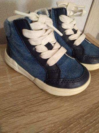 Детская обувь. Ботинки