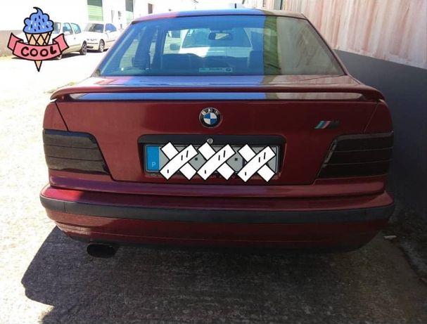 Faróis traseiros BMW E36 (escuros)