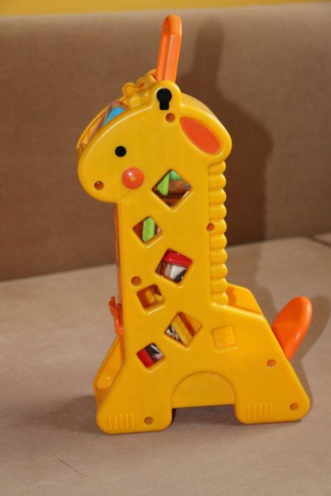 Zabawka Żyrafa grająca Warszawa - image 1
