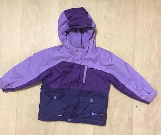 Гонолыжная куртка на 2 года от REI