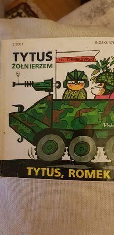 Tytus Romek I Atomek 2'2001 z akceptacją Cenzura w Polskiej RzeczyPZPR