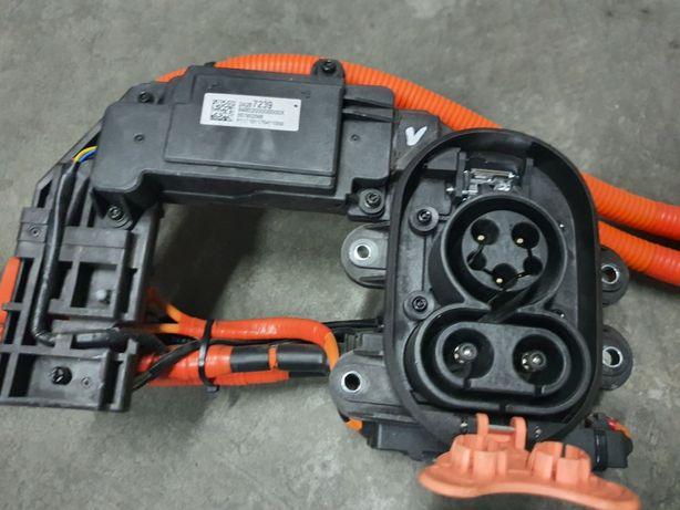 Порт быстрой зарядки Chevrolet Bolt ccs combo type 1