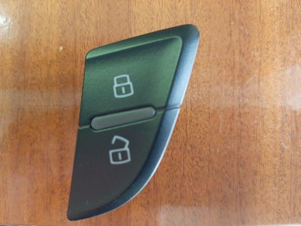 Audi B8 Botao de tranca e destranca portas