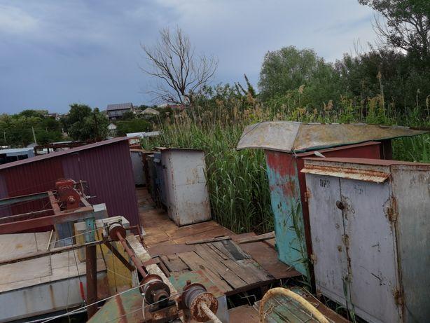 Крышу, крышку для лодки   алюминий и цинк