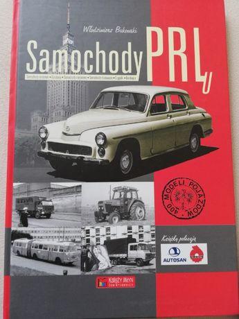 Samochody PRL-u. 400 modeli pojazdów (z dostawą)