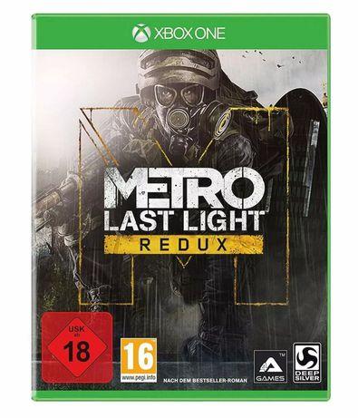 Metro Last Night Redux Xbox One / Series X
