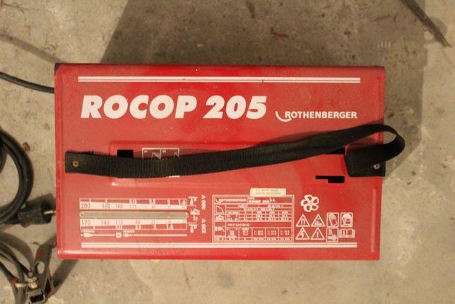 Soldador eléctrodo 150A Rothenberger Rocop 205