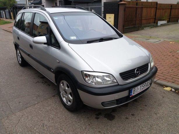 Opel Zafira 1.8 gaz